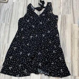 Torrid black dress good conduction